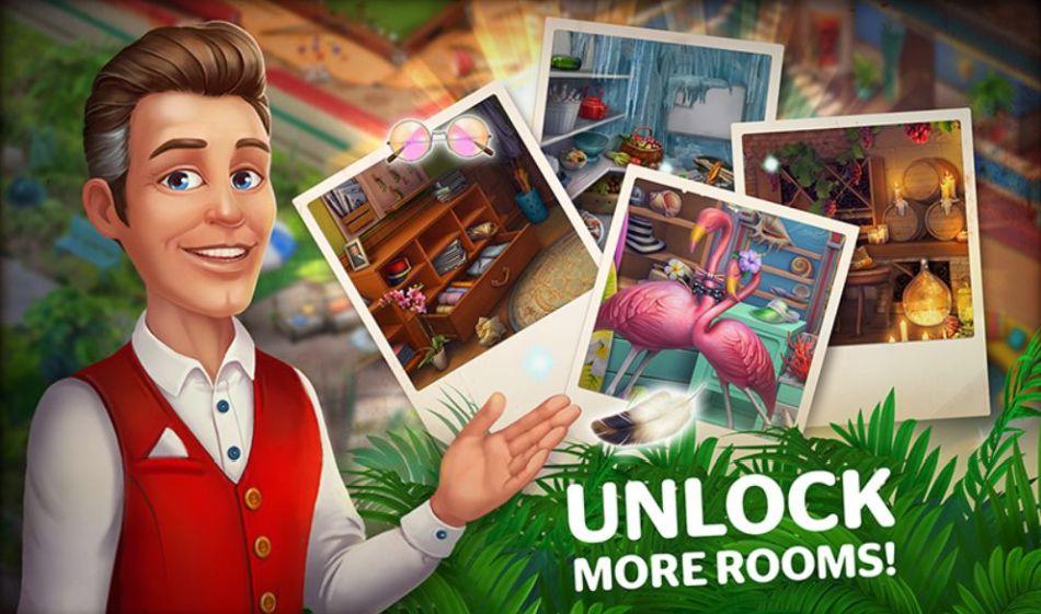 Hidden Hotel Spiel