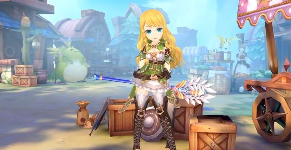 Tales of Wind: All Classes In The Game | Touch Tap Play