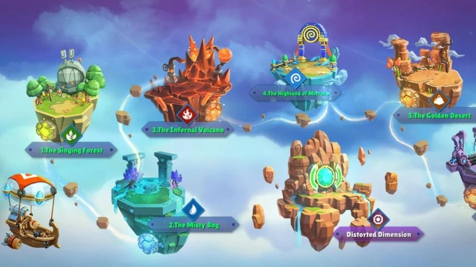 Skylanders Ring Of Heroes Tier List Best Heroes In The
