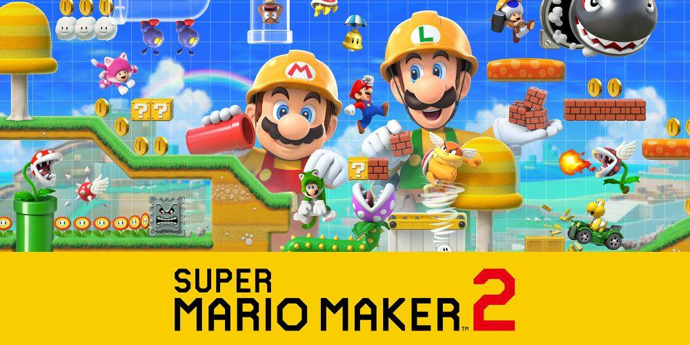 Super mario maker 3ds cheats | [WIP] Super Mario Maker for Nintendo