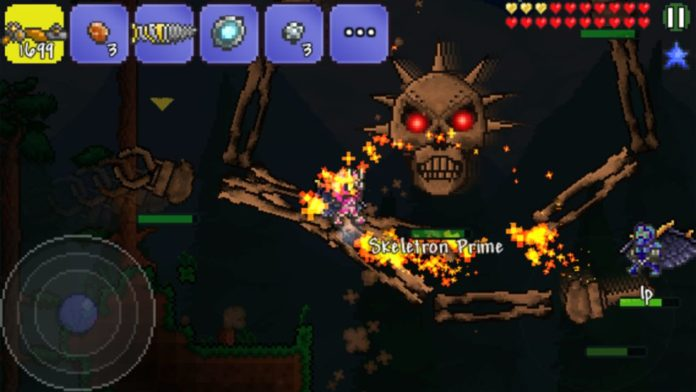 Terraria 1 3 for Mobile Is Ready For Alpha Testing