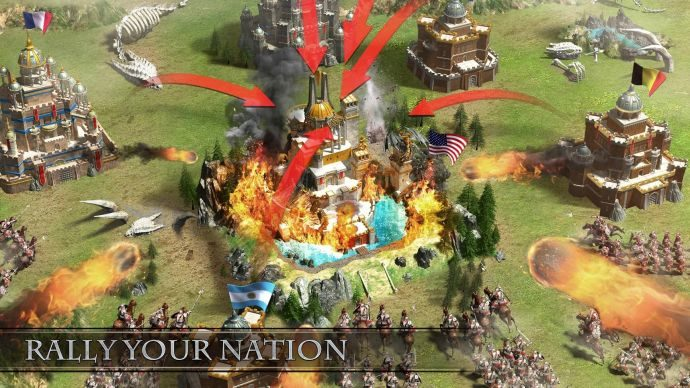 Rise of Empire Tips: Cheats & Guide to Build a Mighty City | Touch