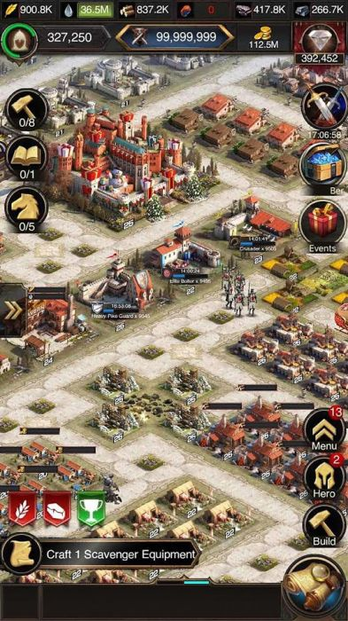 Rise of Empire Tips: Cheats & Guide to Build a Mighty City