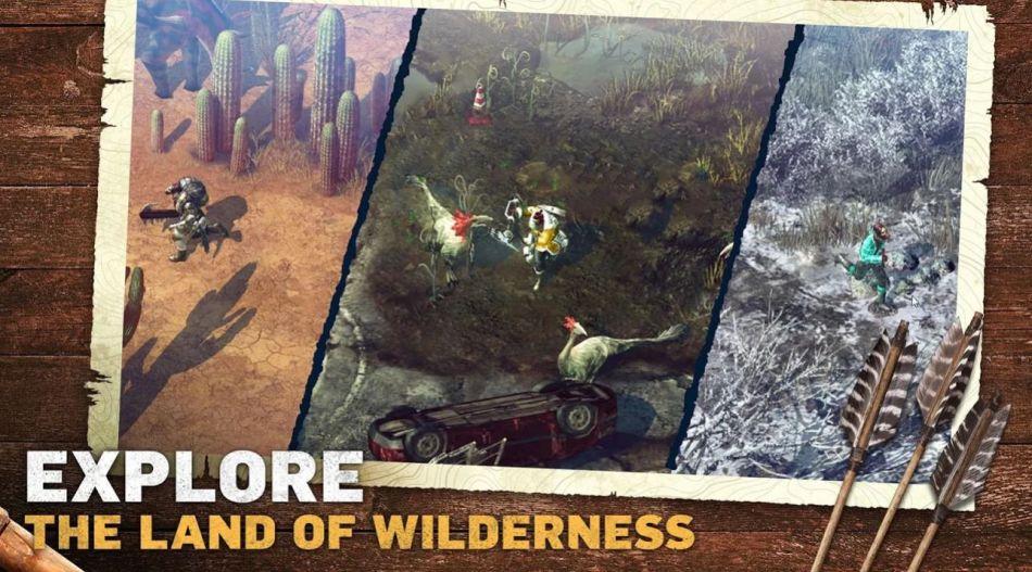 Durango: Wild Lands Exploración