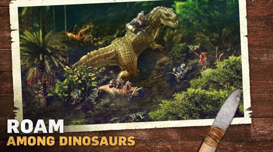 Durango Wild Lands dinosaurios