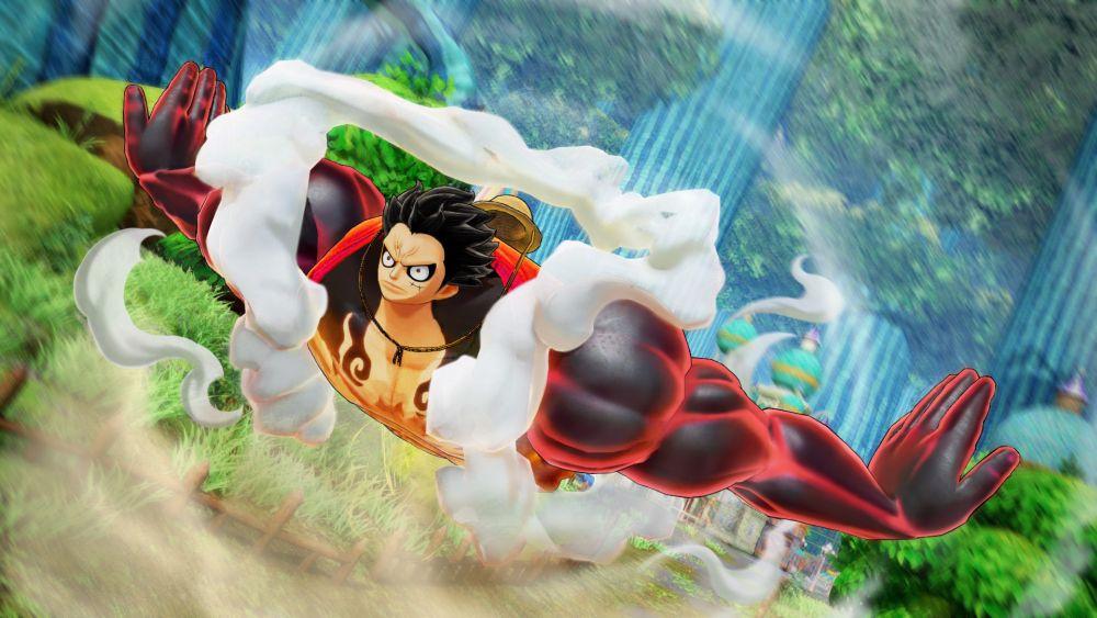 One Piece Pirate Warriors 4 First Gameplay Trailer ...