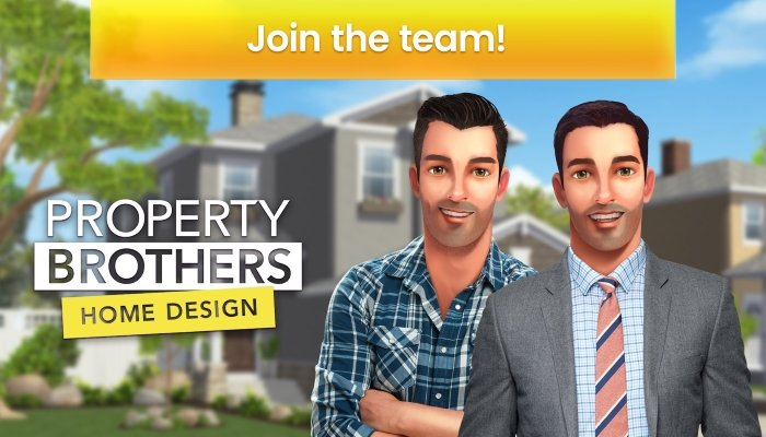Property Brothers Home Design Cheats