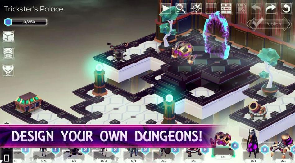 Roblox Dungeon Quest Mage Guide Monolisk Cheats Tips Guide To Build The Perfect Dungeon Follow Other Players Profile Touch Tap Play