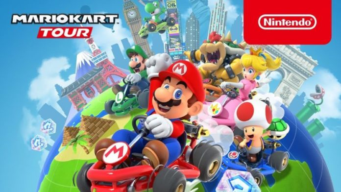 Mario Kart Tour Multiplayer Beta Test Now Available For Gold