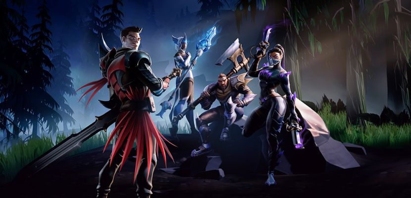 monster hunter inspired action rpg dauntless now available on nintendo switch touch tap play. Black Bedroom Furniture Sets. Home Design Ideas