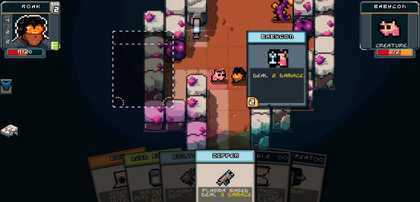 card battling roguelike space grunts 2 now available on ios touch tap play. Black Bedroom Furniture Sets. Home Design Ideas