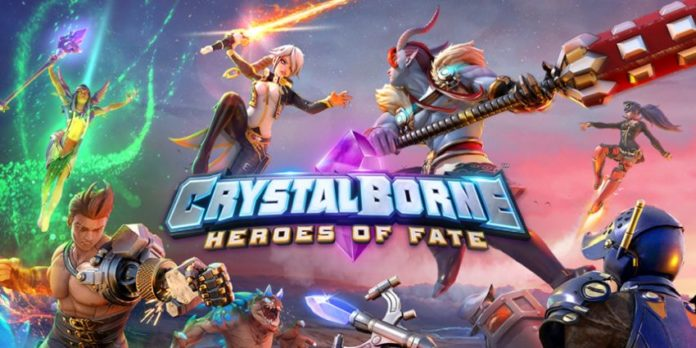Crystalborne: Heroes of Fate