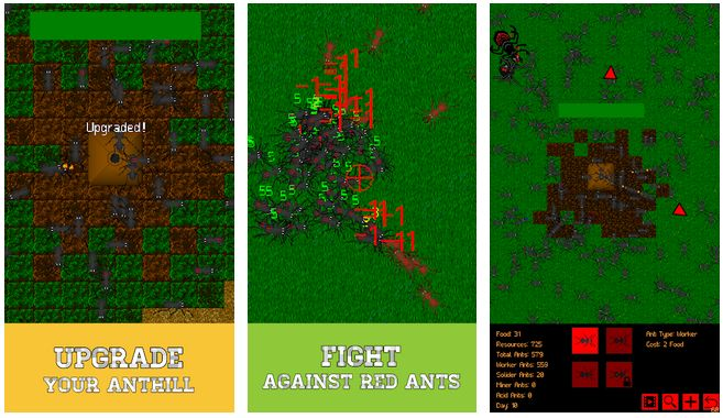 Ant evolution cheats and tips