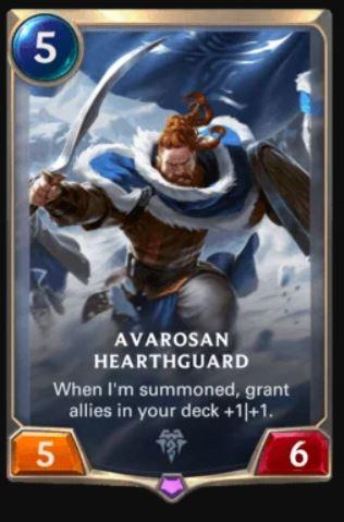 legends of runeterra best common cards 3