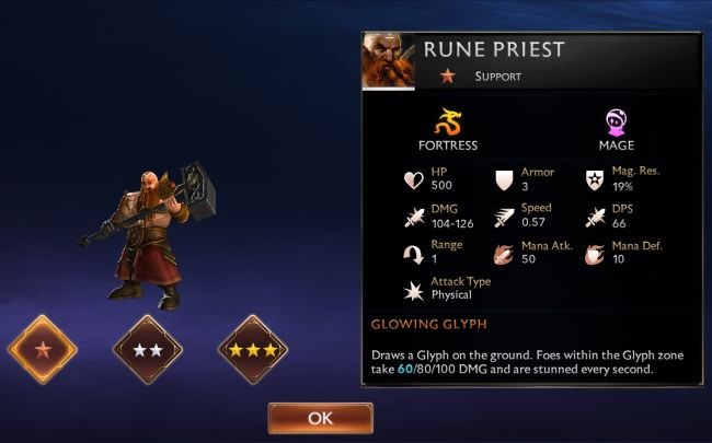 Might & Magic Chess Royale Tier List - Rune Priest