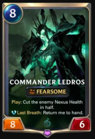 legends of runeterra best common cards 5