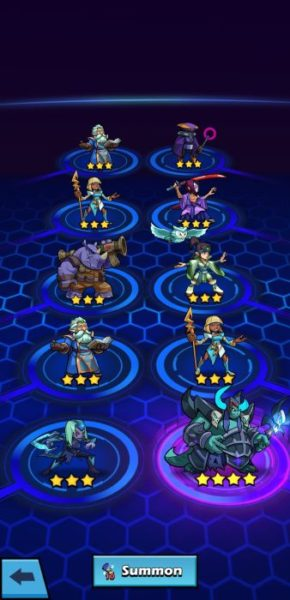 Idle Agents Evolved 10 Summon