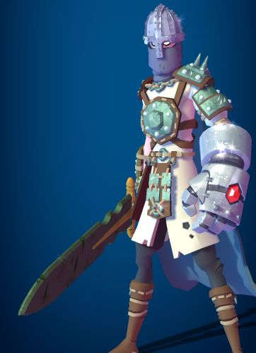 Knighthood best gauntlets