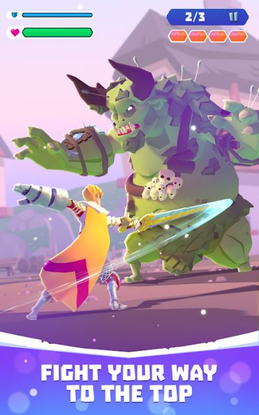 Knighthood Tips Battle