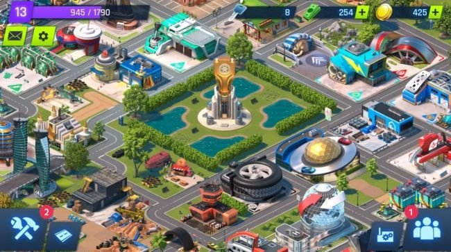 overdrive city guide 4