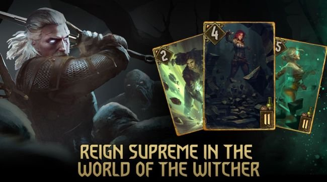 gwent the witcher card game 4