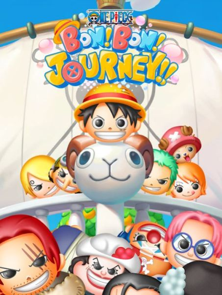 one piece bon bon journey 2