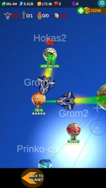 Planet Pi Colonies