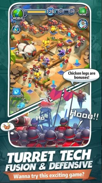 rooster defense 5