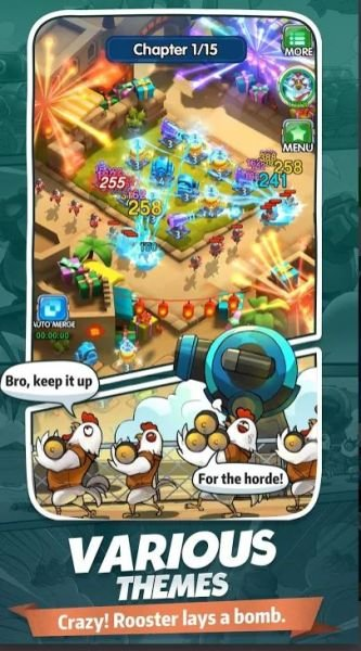rooster defense 1