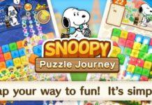 snoopy puzzle journey 3