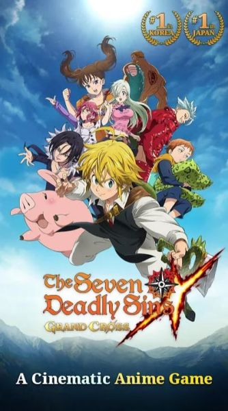 the seven deadly sins grand cross 6