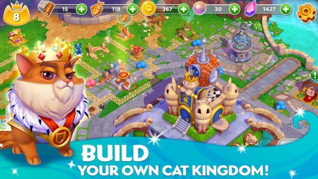 cats and magic dream kingdom 4