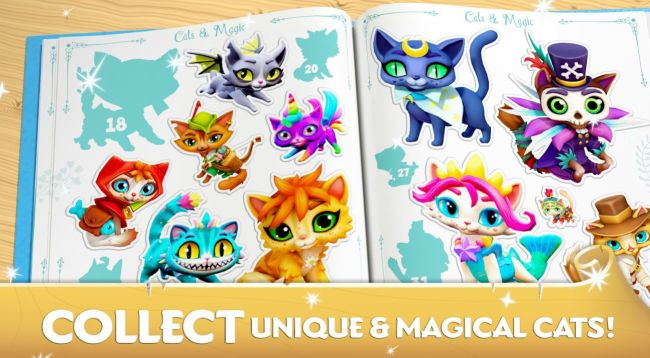 cats and magic dream kingdom 5