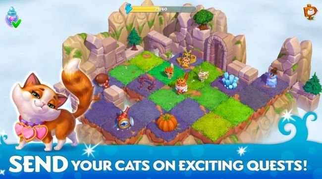 cats and magic dream kingdom 1