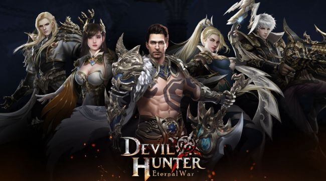 devil hunter eternal war 1