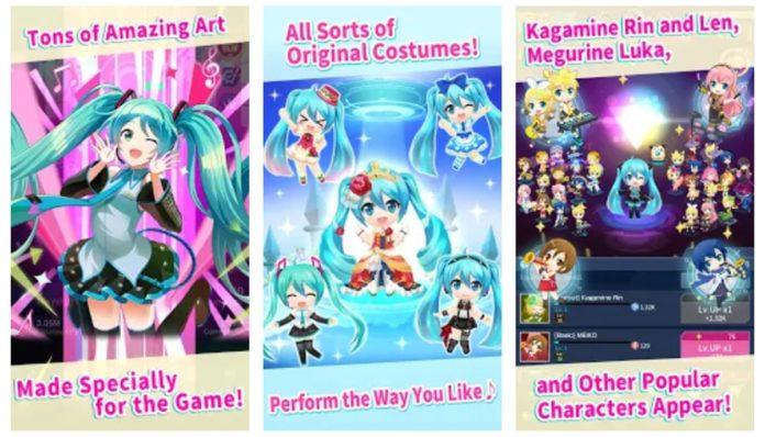 Hatsune Miku: Tap Wonder Tips Featured Image