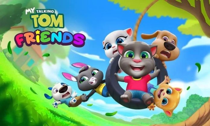My Talking Tom Friends Featured image