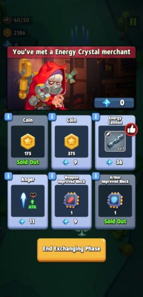 WinWings Mobile Game: Merchant