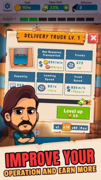 narcos idle cartel tips 5