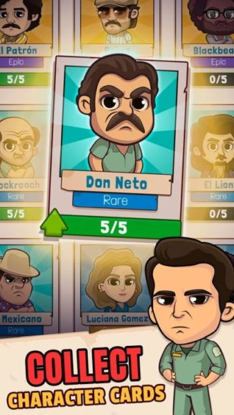 narcos idle cartel tips 6