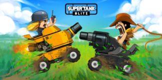 Super Tank Blitz Guide