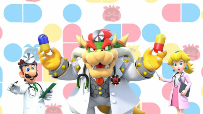 Dr. Mario World