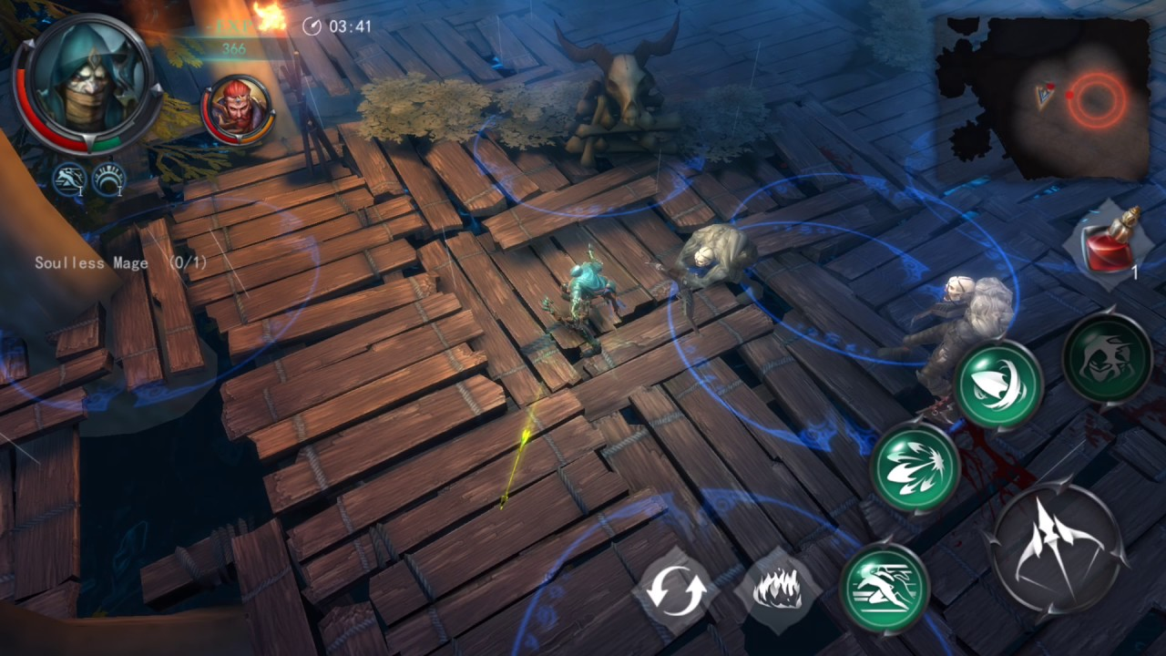 Action Role-Playing Game Raziel: Dungeon Arena Now Available On iOS,  Android | Touch, Tap, Play