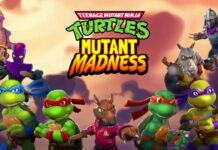 Teenage Mutant Ninja Turtles: Mutant Madness
