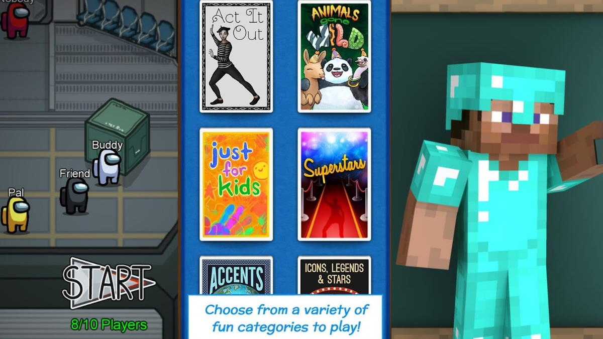 Top games to play with friends on smartphones - CNET