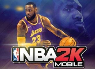 NBA 2K Mobile locker codes