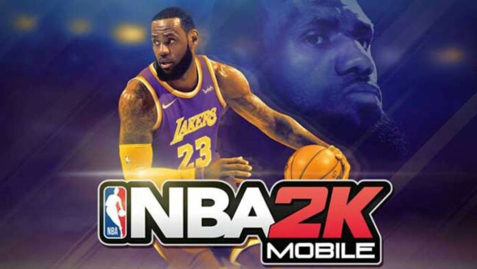 NBA 2K Mobile locker codes
