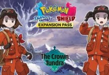 Pokémon Sword And Shield's Crown Tundra DLC