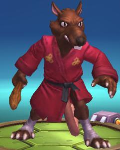 mutant rat mentor