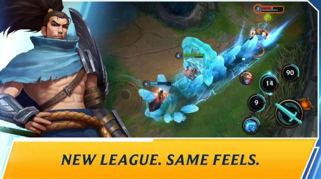 league of legends wild rift 1